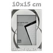 Fényképtartó Silver Plated 10x15cm-es képhez ASS20-4R - Fényképtartó