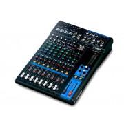 Yamaha Mixer Yamaha Mg-12 Professionale 12 Canali