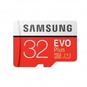 Card Memorie 32GB Micro SDHC Evo Plus 32GB SAMSUNG