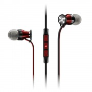 HEADPHONES, Sennheiser MOMENTUM In-Ear G - Android, Microphone, Red (506244)