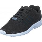 adidas Originals Zx Flux W Utility Grey F16/Utility Black, Skor, Sneakers & Sportskor, Walkingskor, Svart, Dam, 40