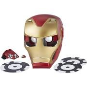 Hasbro marvel avengers infinity war iron man hero vision, maschera per realtà aumentata, e0849103