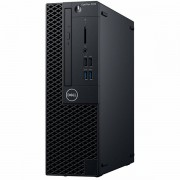 Računalo Računalo DELL Optiplex 3070 SFF BTX w/200W, Intel Core i3-9100, 8GB 1X8GB DDR4 2666MHz, M.2 256GB PCIe NVMe, 8x DVD/-RW 9.5mm, KM, Win10pro, 3Y