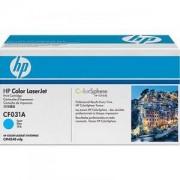 Тонер касета за HP Color LaserJet CF031A Cyan Print Cartridge - CF031A