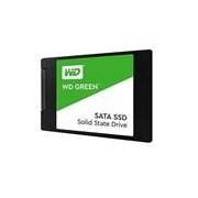 """Western Digital Hard Disk Ssd Interno 480gb Sata-Iii 2,5"""" Wd Green Western Digital Wds480g2g0a"""