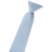 Chlapecká kravata modrá jemné linky Avantgard 558-1571