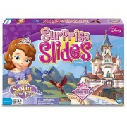 Princess Sofia Surprise Slides Board Game