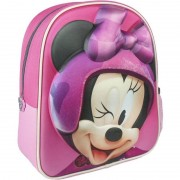 Disney Roze Minnie Mouse rugtas/rugzak 25 x 31 cm voor meisjes