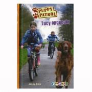 Kinderboeken Puppy Patrol, Lucy opgepakt