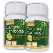 GARCINIA CAMBOGIA CAPSULES (COMBO PACK) 60's each