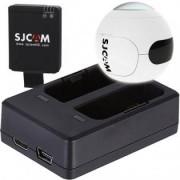 SJCAM SJ360 laddare för två batterier