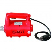 Vibrator beton AGT FX 2000 electric , putere motor 2 kW , turatie 12.000 rpm