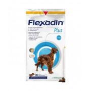 Vetoquinol Italia Srl Vetoquinol Flexadin Plus Integratore Alimentare Per Cane Taglia M&l 90 Tavolette
