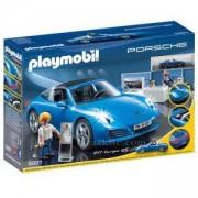 Комплект Плеймобил 5991 - Кола Порше 911 Targa 4S, Playmobil, 2900089