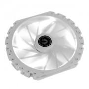 Ventilator 230 mm BitFenix Spectre Pro All White, White LED