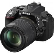 Digitalni fotoaparat Nikon D5300 kit AF18-105VR, crni