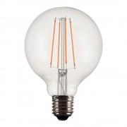 PR Home Vintage LED Filament Glödlampa 95 mm Klar