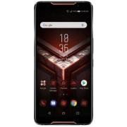 "Telefon Mobil ASUS ROG Phone ZS600KL, Procesor Octa-Core 2.96GHz / 1.7GHz, AMOLED Capacitiv Touchscreen 6"", 8GB RAM, 128GB Flash, Dual 12+8MP, Wi-Fi, 4G, Dual Sim, Android (Negru) + Cartela SIM Orange PrePay, 6 euro credit, 6 GB internet 4G, 2,000 minute"