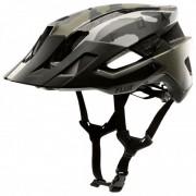 FOX Racing - Flux Helmet Solid - Casque de cyclisme taille XS/S, noir/gris