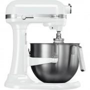 KitchenAid 5KSM7591XBWH Heavy Duty 6.9L Stand Mixer White