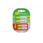 Akku GP ReCyko AA 2000mAh & AAA 800mAh (4 St. Set)