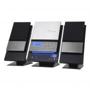 Sistem audio Kruger & Matz, USB, AUX-IN, card SD, radio AM/FM, CD