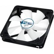 Ventilator Arctic F14 PWM PWM 140 mm 550 rpm 1350 rpm 77.3 CFM