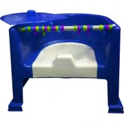 Gold Dust's Baby Traning Potty Seat cum Chair - Blue