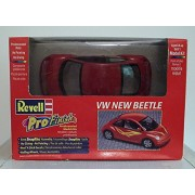 Vw New Beetle Pro Finish Snap Tite By Revell Scale 1:24
