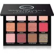 Sigma Beauty Warm Neutrals Eyeshadow Palette 13,23 g