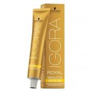 Schwarzkopf IGORA ROYAL Absolutes Age Blend 9-560 Extra Hellblond Gold Schoko, Tube 60 ml