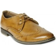 TEN Simple and Stylish Corporate Casuals For Men(Tan)