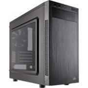 Corsair Carbide CC-9011086-WW Computer Case - Micro ATX, Mini ITX Motherboard Supported - Mid-tower - Steel - Black - 4.80 kg