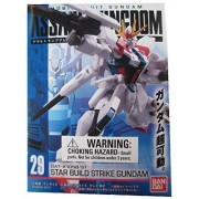 Mobile Suit Gundam Assault Kingdom 8 GAT-X105B/ST Star Build Strike Gundam Action Figure