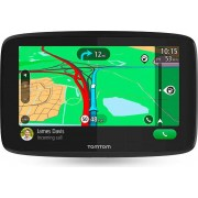 """TomTom Go Essential 6 Go Essential 6 - Navigatore Satellitare Gps Camion Camper Auto Display 6"""" Touch Mappe Incluse Europa Wifi"""