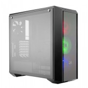 Coolermaster Masterbox 5 Pro RGB ATX Desktop Chassis Black with Tempered Glass Window
