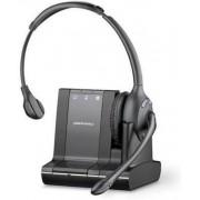 Plantronics Savi W710 Cuffia Mono Dalla Fascia UC per il Telefono, PC e Mobile Wireless, Nero