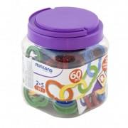 Zale din plastic pentru activitati de indemanare