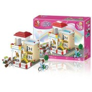 Multikids Blocos New Girls Dream Casa 380pcs - Multikids - BR844 BR844