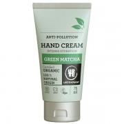 Urtekram Crème mains Green Matcha 75 ml - Protection Anti-pollution