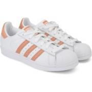 ADIDAS ORIGINALS SUPERSTAR W Sneakers For Women(White)