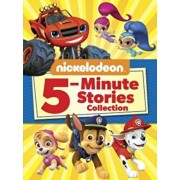 Nickelodeon 5-Minute Stories Collection (Nickelodeon), Hardcover/Mary Tillworth