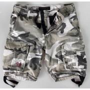 pantaloni scurți bărbați SURPLUS - airborne Epocă - Urban - 07-3598-26