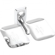 Stainless Steel Double Soap Dish-Omni Series (O-108)