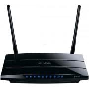 Router Wireless TP-LINK TL-WDR3600, 300 + 300 Mbps, DualBand, Gigabit, 2 x USB 2.0, Media server, 2 antene detasabile