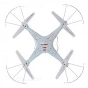 SYMA X5c-1 de 2?4GHz 4-CH del control de radio del UFO de Quadracoptero c/ camara - Blanco