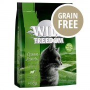 """Wild Freedom Adult """"Green Lands"""" - Agnello - 3 x 2 kg"""
