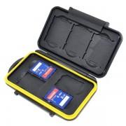 JJC MC-XQDSD7 Multi-Card Case