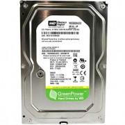 """Western Digital GREEN 500GB HDD 3.5""""7200RPM 32MB SATA (WD5000AVDS)"""