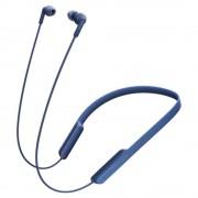 Наушники-вкладыши Sony MDRXB70BT Blue